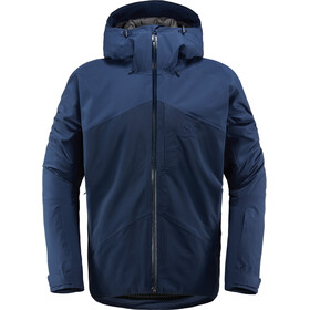 Haglöfs Niva Insulated Jacket Men Tarn Blue